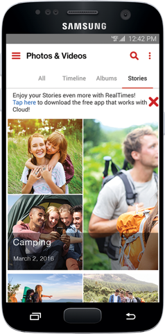 RealTimes with RealPlayer | Your Life  Now Playing